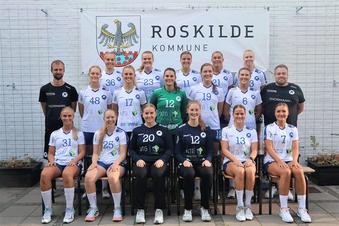 Roskilde Håndbold Damer - TMS Ringsted