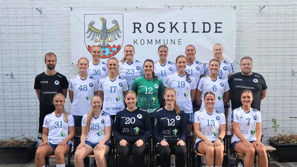 Roskilde Håndbold Damer - Bjerringbro FH