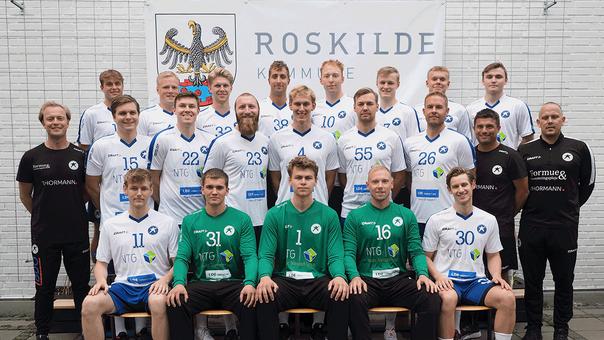 Roskilde Håndbold Herrer - Team Sydhavsøerne