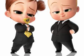 Boss Baby - Det bli'r i familien