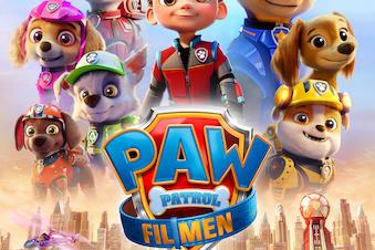 Paw Patrol: Filmen - Dansk tale