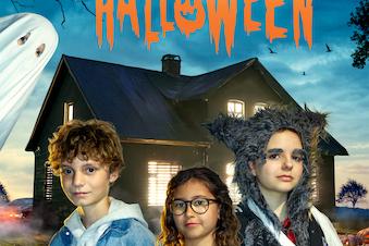 Forsvundet til Halloween - Dansk tale