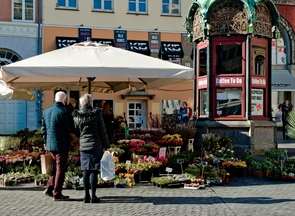 Byttemarked på Kildegården