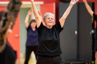 Rytmisk bevægelse - Mandag kl 9-10