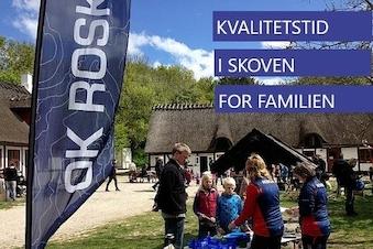 Familie- og motionsorientering i Boserup Skov
