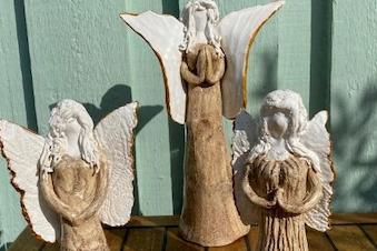 Udstilling: Britt Vinther Andersen: Keramik