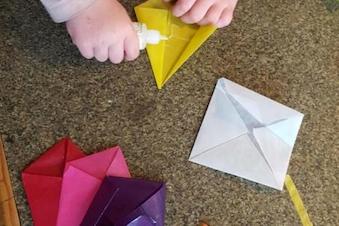 Lørdags løjer: Vilde væsener i Origami