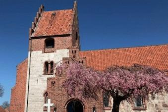 Sogneeftermiddag med udflugt til Stevns Klint og Kongsted Kirke