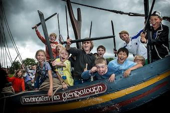 Efterårsferie på Vikingeskibsmuseet
