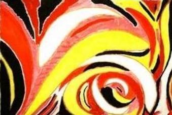Fernisering af malerier - Margarita Jensen