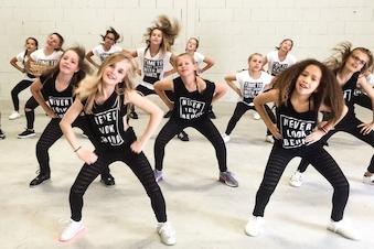 Dansedag (5. til 10. klasse)