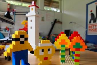 Lego - byg og vind (fra 0. klasse)