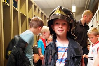Mød en brandmand - Udsolgt