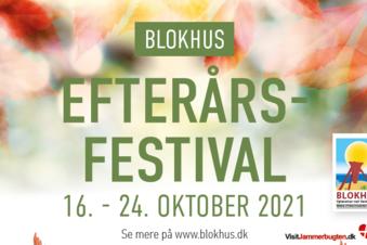Efterårsfestival i Blokhus - Mandag d. 18 Oktober