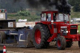 Halloween Traktortræk