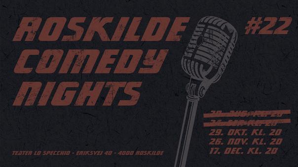 Roskilde Comedy Nights #22
