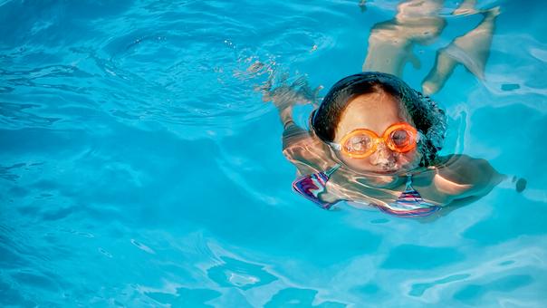 Åben svømmehal i Jyllinge (4. til 8. klasse)