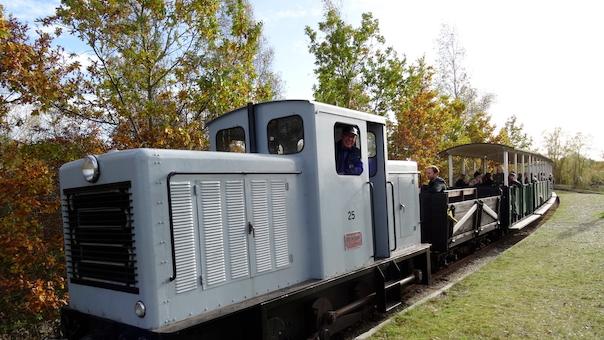 Hedelands Veteranbane - efterårs-veterantog på smalle spor
