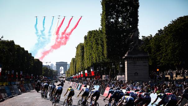 Infomøde: Frivillig som Tour de France Official