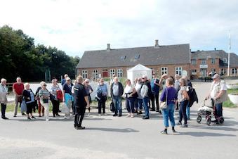 Guidet tur og frokost på Mandø med Mandøbussen